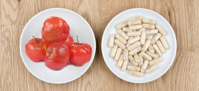 acerola w tabletkach