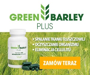 jęczmień green barley plus