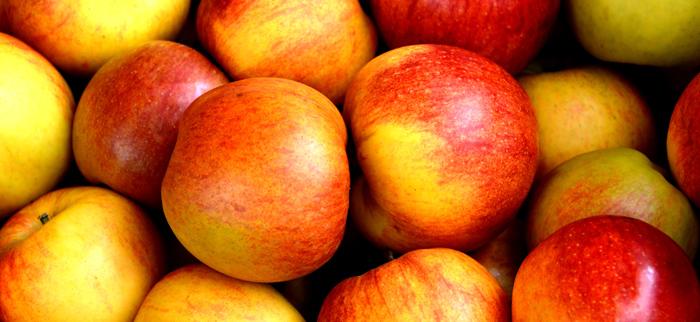 jabłka na ocet