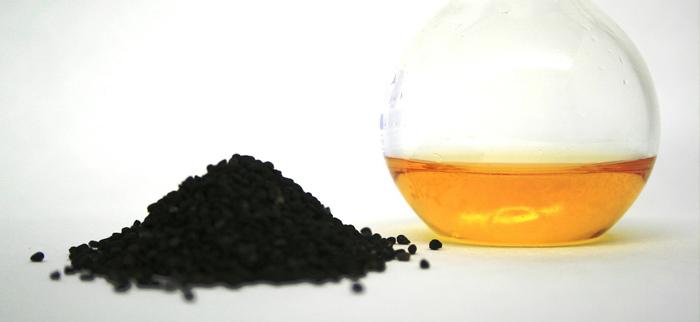 olej z czarnego kminku (czarnuszki)