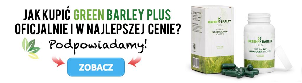 jak kupić Green Barley Plus