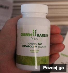 najlepszy zielony jęczmień