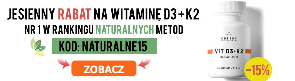 Witamina D3 - rabat