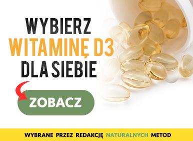 wybierz witaminę d3 dla siebie