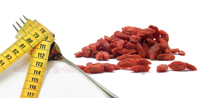 jagody goji na odchudzanie