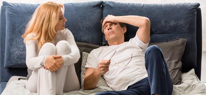 ból głowy u mężczyzn