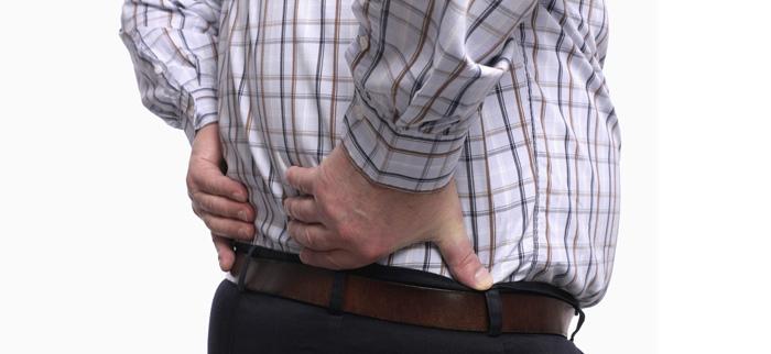 sposoby na dolegliwości bólowe kręgosłupa