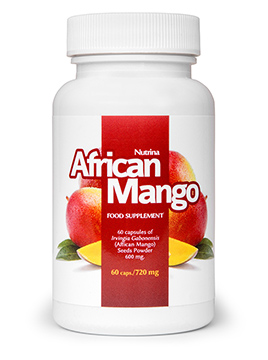 suplement African Mango