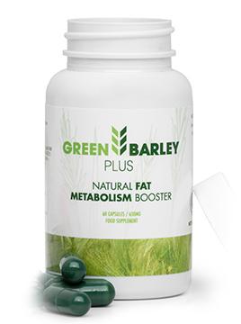 suplement Green Barley Plus