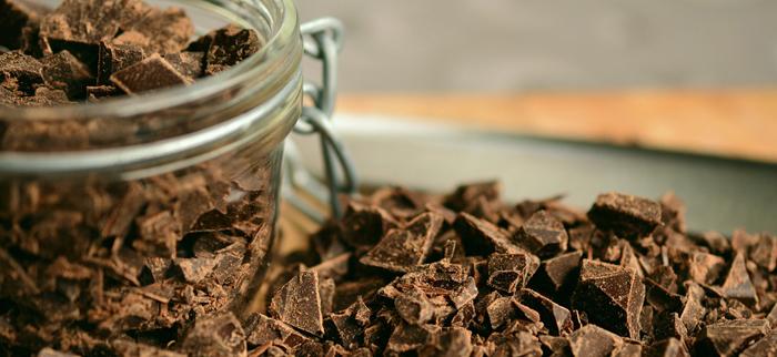 czekolada jako źródło magnezu