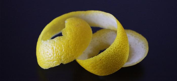 olejek ze skórek cytryny