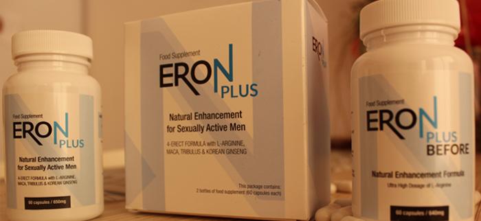 działanie Eron Plus