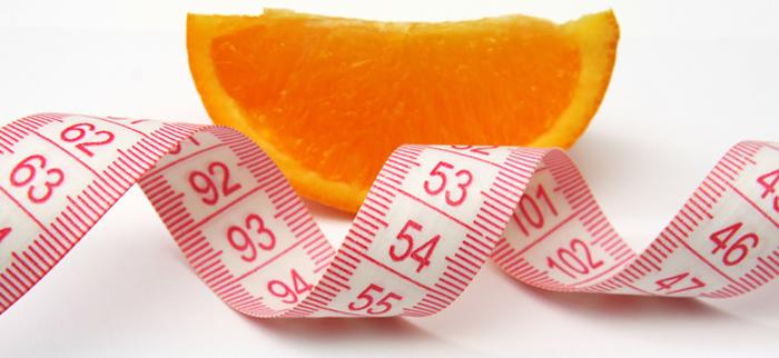 pomarańcze na odchudzanie
