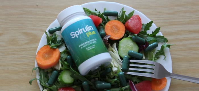 kompleksowe wsparcie - Spirulin Plus