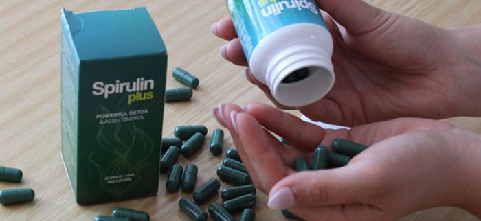skład Spirulin Plus