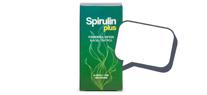 Spirulin Plus opinie
