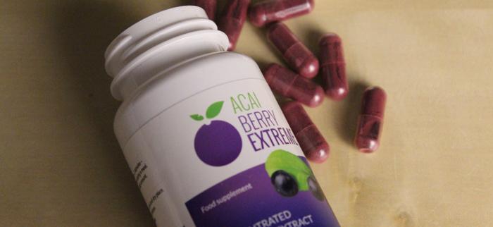 tabletki Acai Berry Extreme
