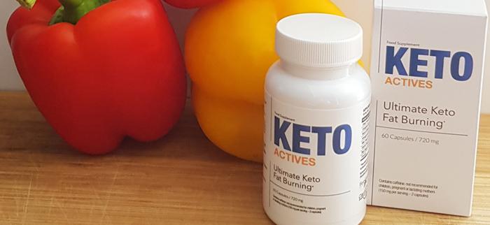 składniki Keto Actives