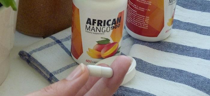 African Mango 900 - opinie