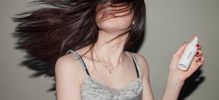 czarnuszka na włosy