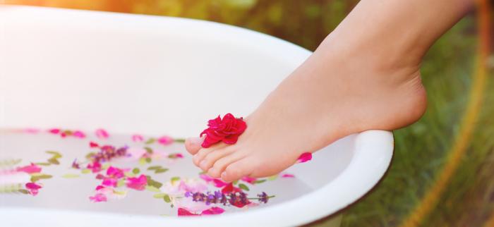 olejek różany do kąpieli