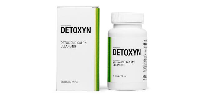 detoxyn na pasożyty