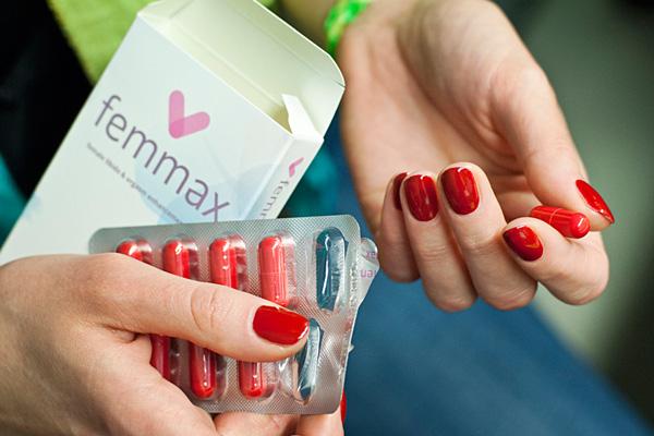 tabletki na popęd seksualny Femmax