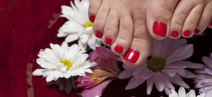 regeneracja skóry stóp