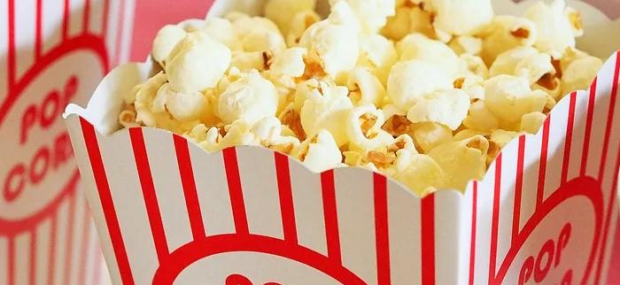 jak powstaje popcorn