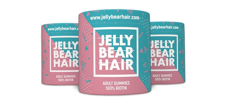 preparat Jelly Bear Hair