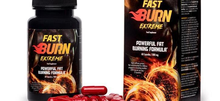 tabletki fast burn extreme