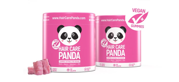 żelki Hair Care Panda