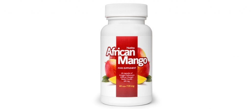 suplement African Mango na odchudzanie