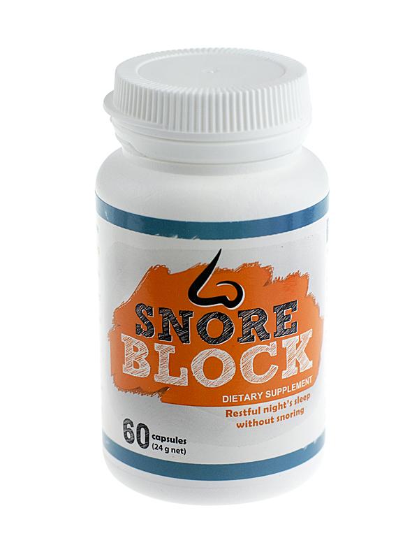 tabletki snore block